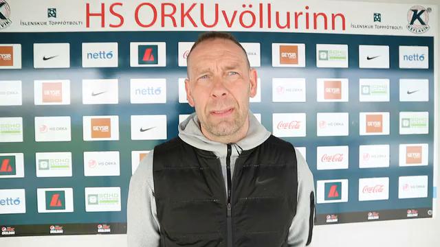 Gunnar Magnús: Fengum heilt yfir hættulegri færi