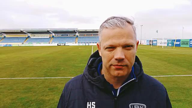 Helgi Sig: Við erum ekki að dekka okkar menn