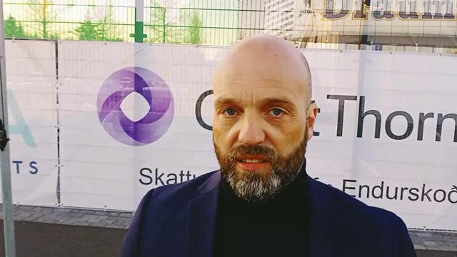 Arnar Gunnlaugs: Sölvi hefur það aldrei gott í skrokknum