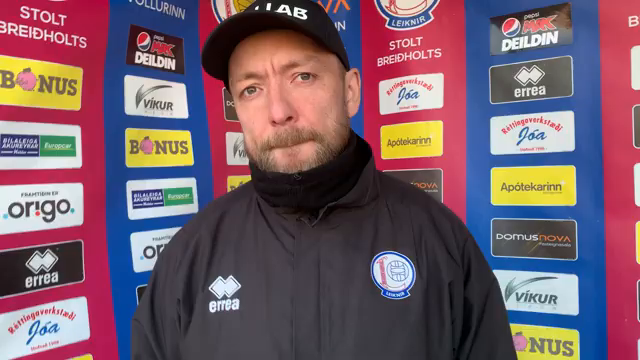 Siggi Höskulds: Frammistaða sem verðskuldaði þrjú stig