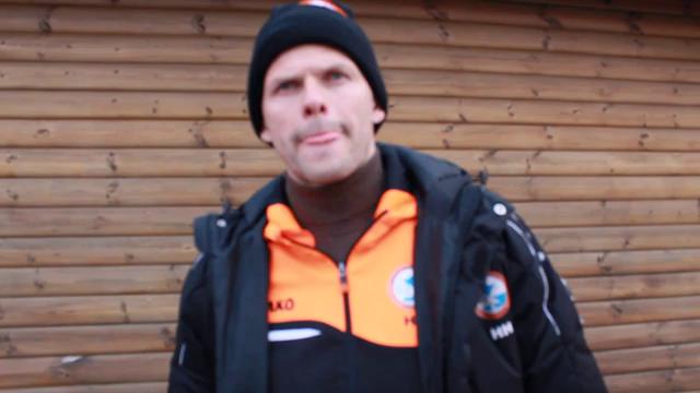 Hemmi Hreiðars: Þetta er frábært stig