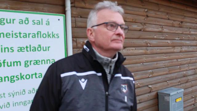 Bjarni Jó: Miklu meiri standard en maður átti von á