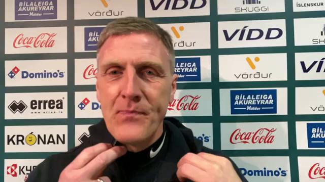 Rúnar Kristins: Maður var aldrei rólegur