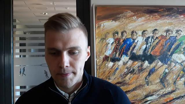 Óttar Bjarni: Hún skiptir bara öllu máli