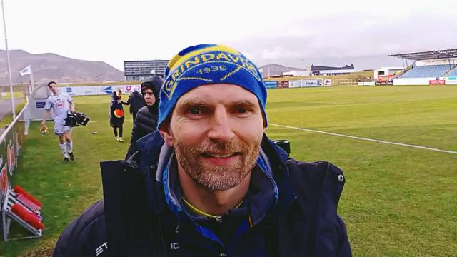 Bjössi Hreiðars: Þú vilt koma vagninum af stað í fyrsta leik