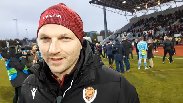 Einar Guðna: Maður gat ekki hugsað sér betri endi