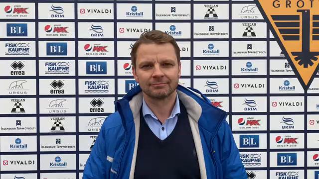 Gústi Gylfa: Þetta var sigur liðsheildarinnar