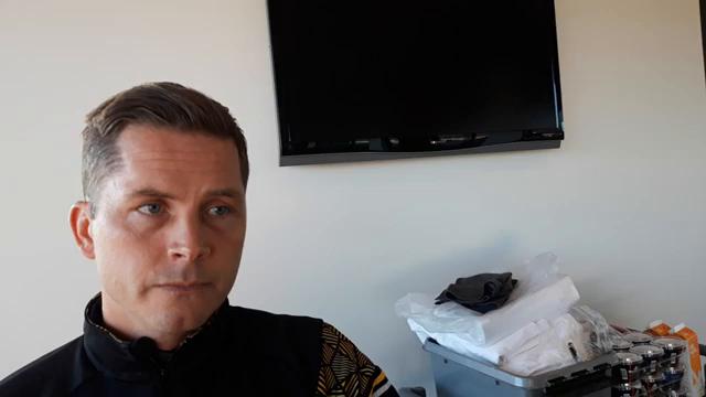 Jói Kalli talar Víkinga upp en kemur einnig inn á veikleika þeirra