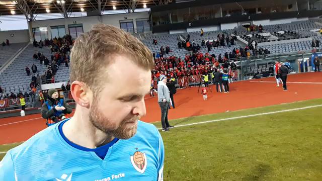 Ingvar: Sagði við strákana að ég hafi áður verið 2-0 yfir í hálfleik og tapað leik