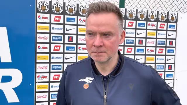 Heimir Guðjóns: Markið kostaði mig 25 þúsund kall