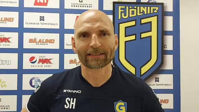 Bjössi Hreiðars: Erfitt að spila 10 á móti 14